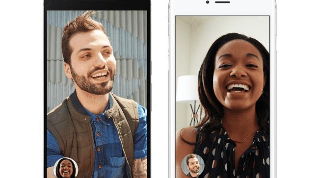 Googles Videotelefonie-App Duo für Android und iOS verfügbar