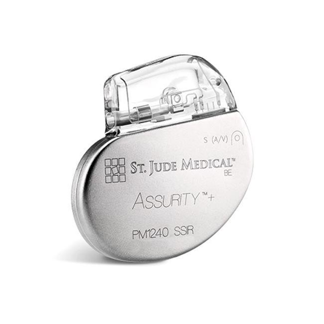 Herzschrittmacher Assurity+ von St. Jude Medical