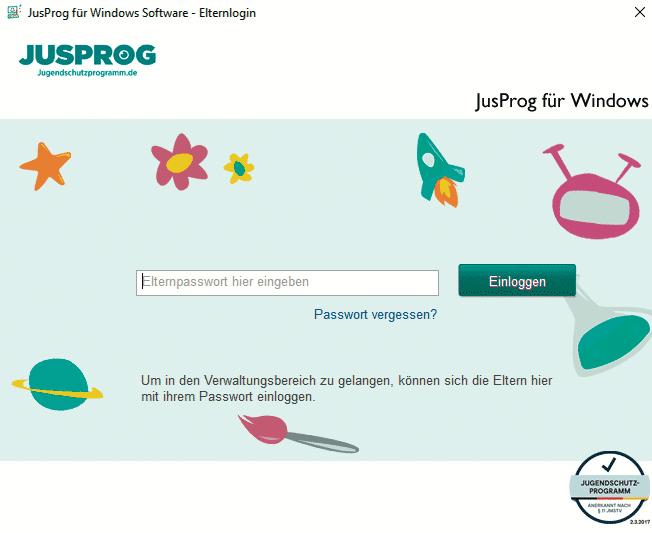 Die Kinderschutzsoftware JusProg erfüllte bisher als einzige die Vorgaben des Jugendmedienschutz-Staatsvertrags.