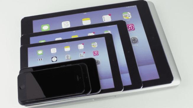 """Video: """"iPad Air Plus"""" im Größenvergleich"""