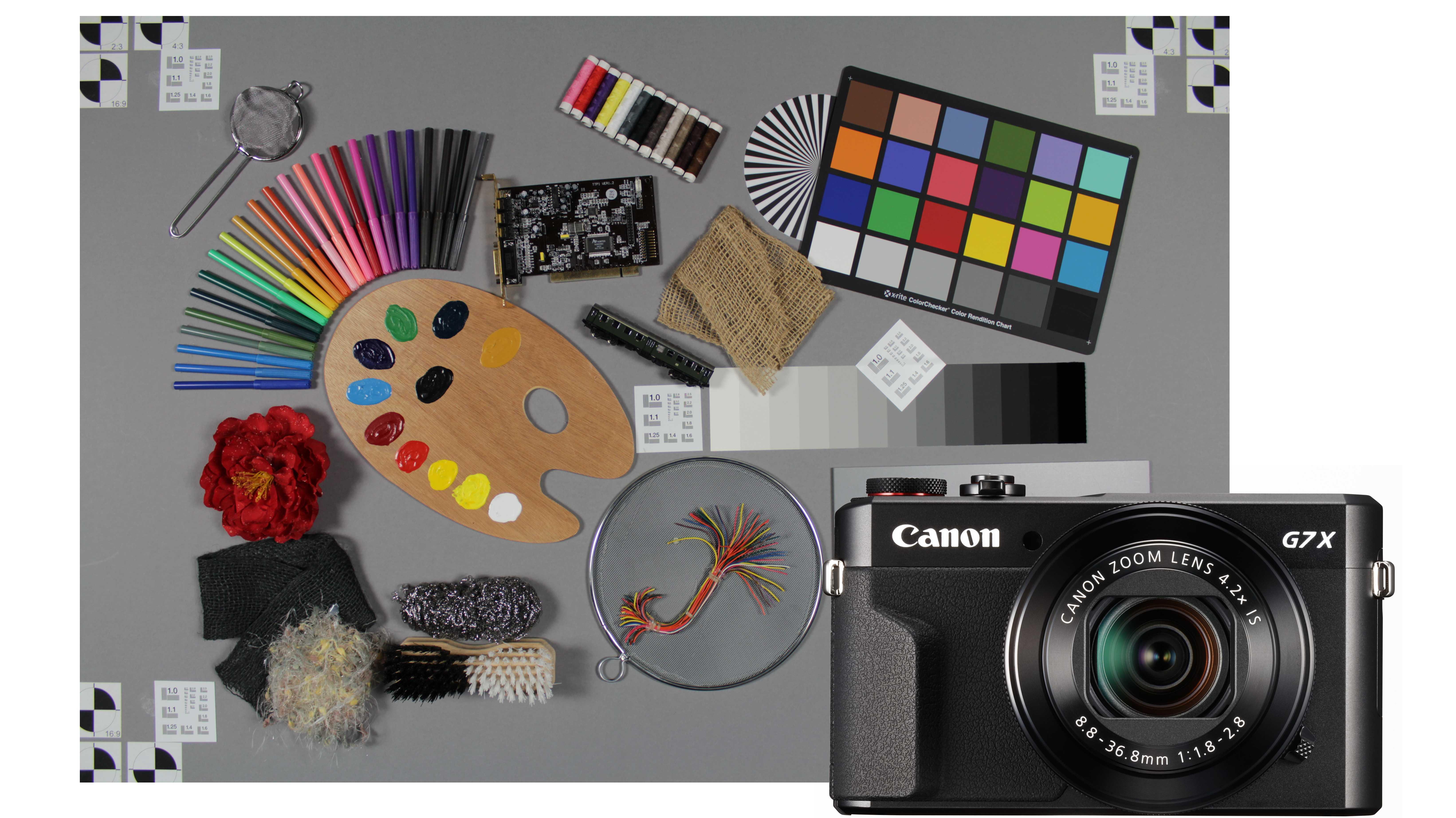 Test: Edelkompakte Canon PowerShot G7X Mark II