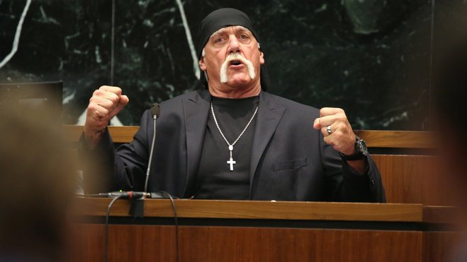 Hulk Hogan vor Gericht