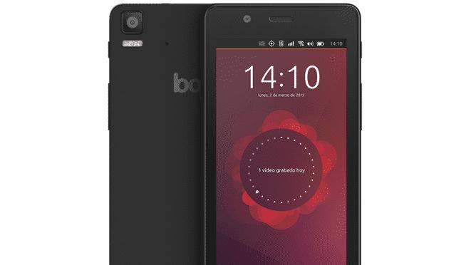 Ubuntu-Smartphone jetzt erhältlich