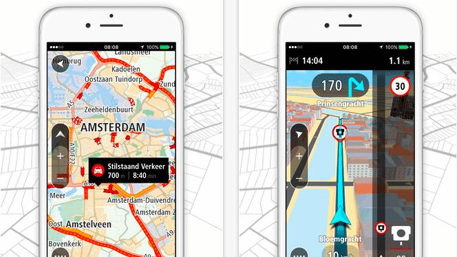 TomTom Go für iOS: Neue Navi-App mit Abo-Modell kommt im März