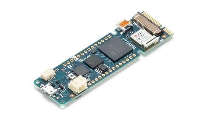 Arduino MKR Vidor 4000: ein FPGA-Board der schmalen Arduino-MKR-Familie