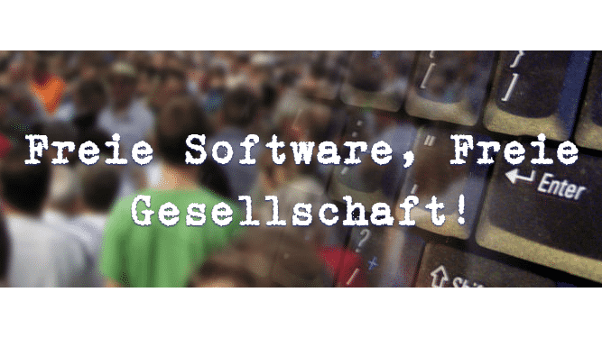 Spendenkampagne der Free Software Foundation Europe