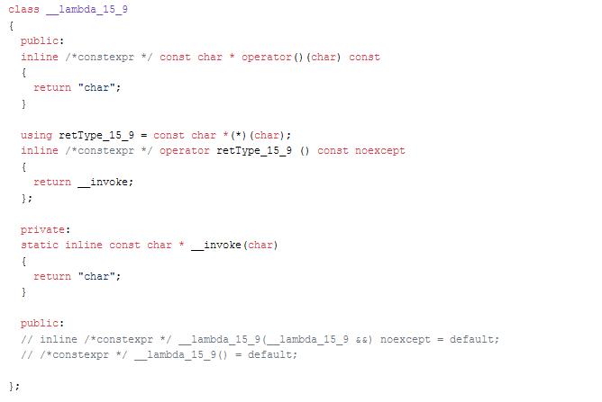 Eine std::variant mit dem Overload Pattern besuchen