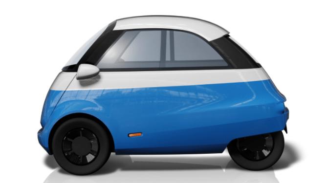 "Isetta unter Strom – ""Knutschkugel"" vor Revival als E-Mobil"