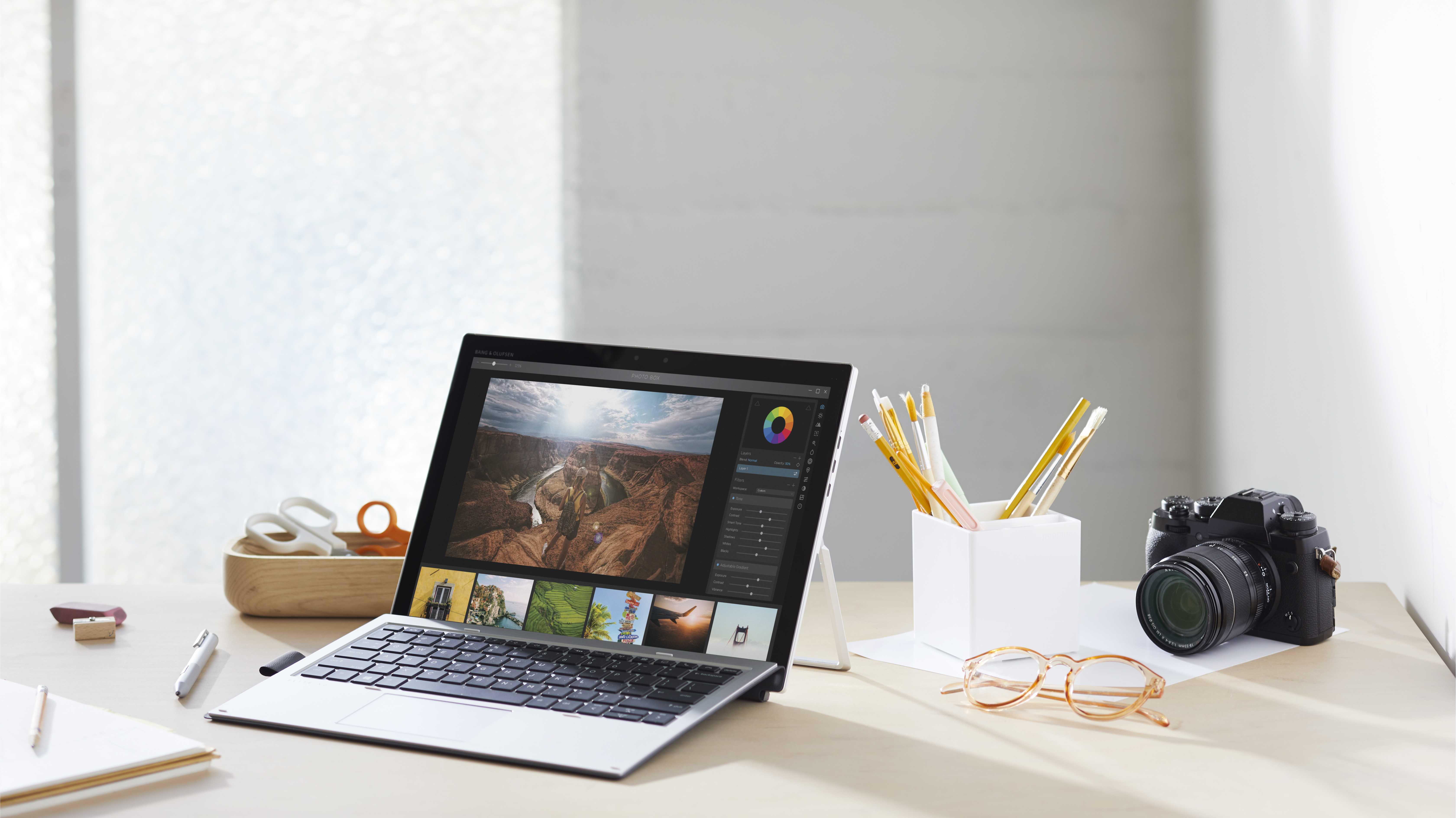 HP Elite und Envy: Neue Premium-Notebooks von klein bis groß