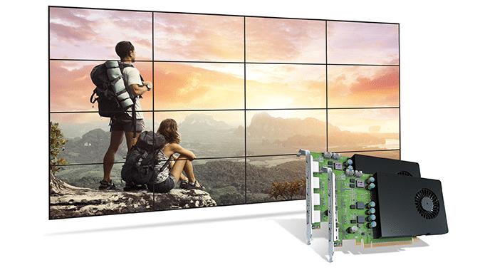 D-Serie: Erste Matrix-Grafikkarten mit Nvidia-Chips