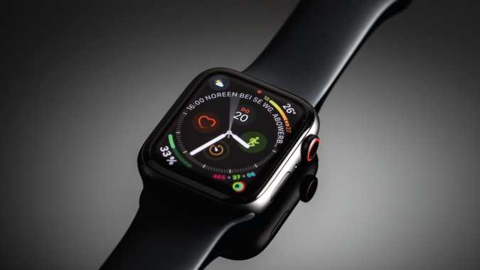 Apple Watch Series 4 in the test