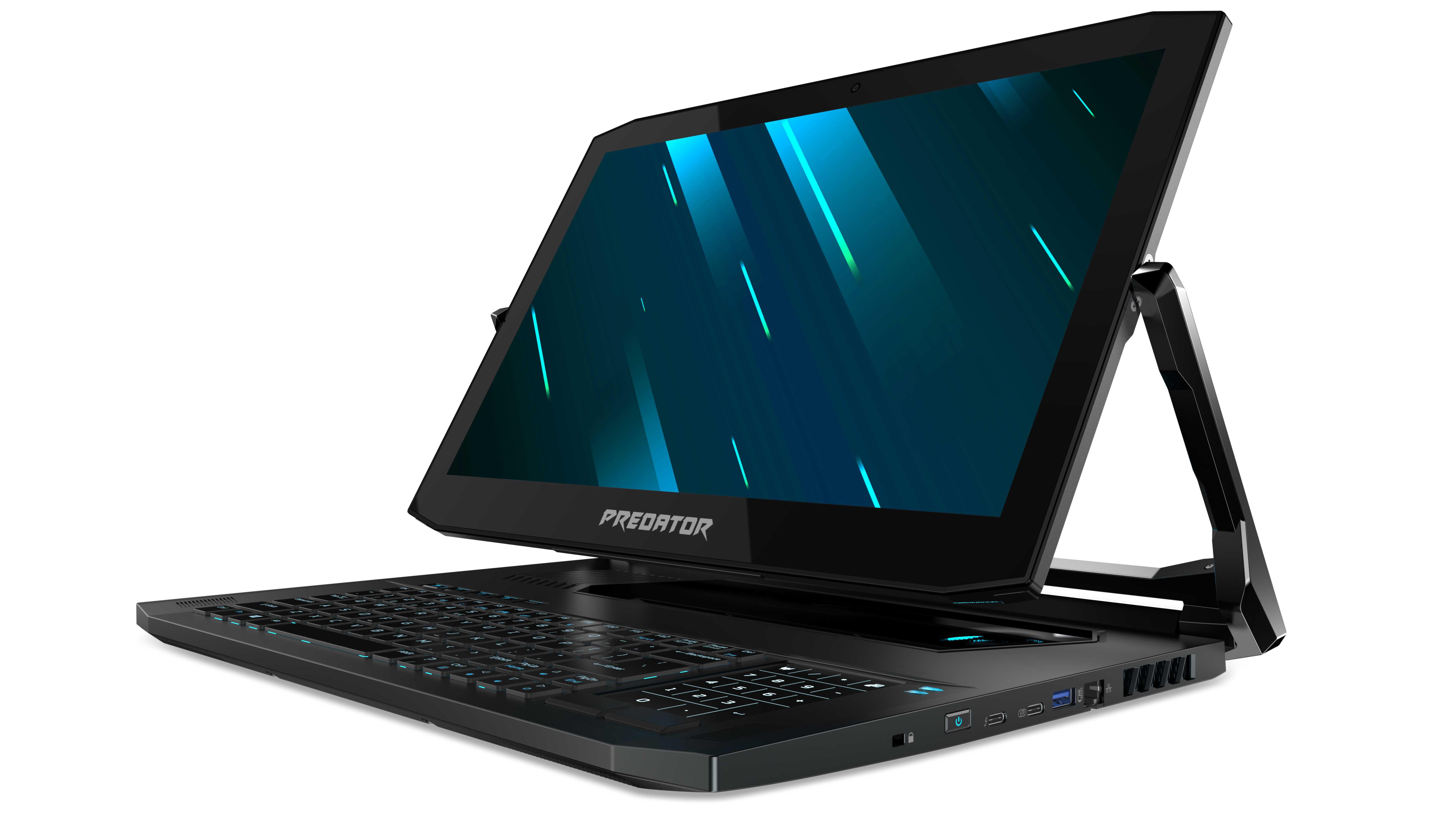 Predator Triton: Flache und potente Gaming-Notebooks von Acer