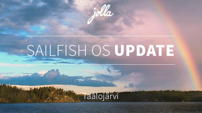Jolla: Update für Sailfish OS, Tablet-Abwicklung ungeklärt