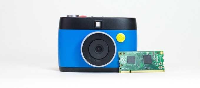 Die Kamera OTTO basiert auf einem Raspberry Pi. Sie produziert kurze GIF-Animationen.