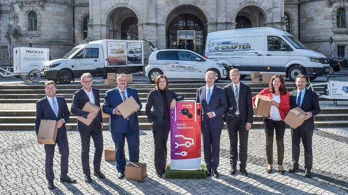 Urbane Logistik: Hannover als Modellregion für den Lieferverkehr der Zukunft