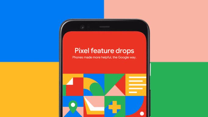 Google veröffentlich neue Funktionen für Pixel-Smartphones