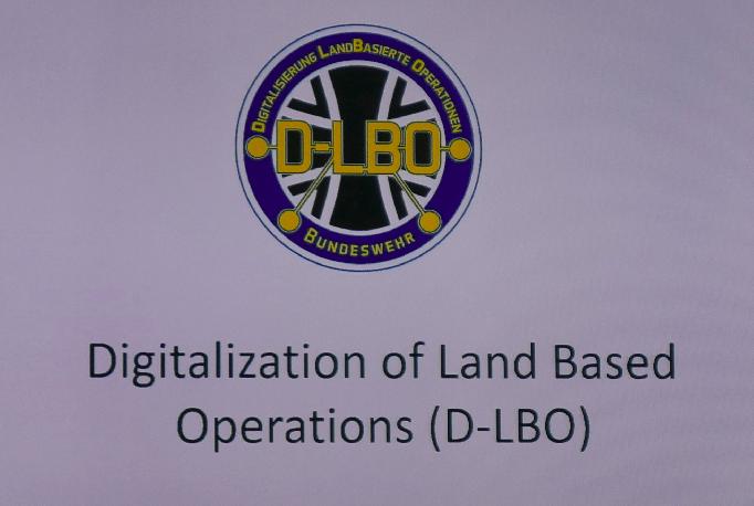Abzeichen der D-LBO