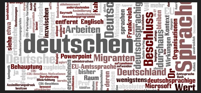 Was war. Was wird. Mit Gedanken zum Zustand der deutschen Sprache.