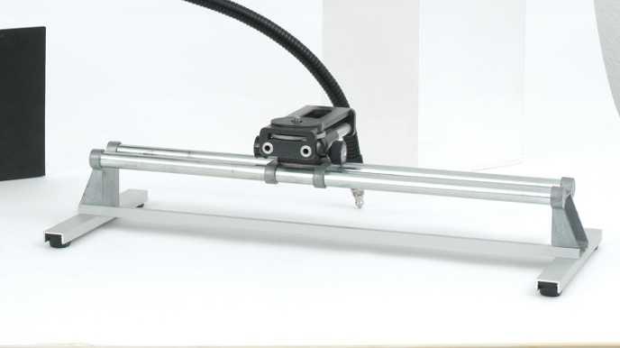 DIY - Kamera-Equipment im Eigenbau: Linearführung für Makro-Panoramen