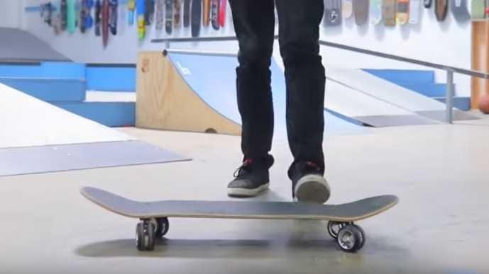 Apples teure Mac-Pro-Rollen zum Skaten umfunktioniert