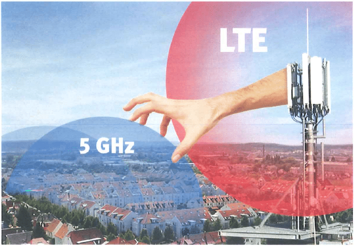 Das Schreckgespenst LTE-Downstreams im 5-GHz-Band lässt die Gemüter hochkochen, dabei wäre etwas mehr Coolness angebracht.