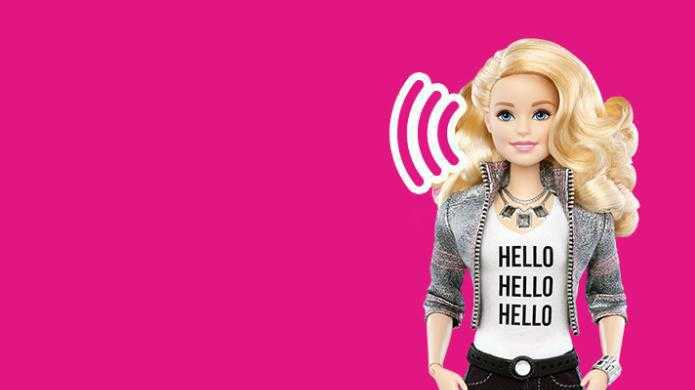 """Hello Barbie"""
