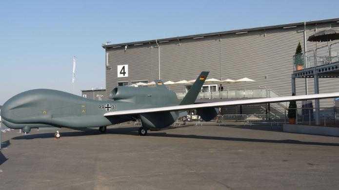 Drohnen: Global Hawk über Deutschland ohne Kontrolle durch nationalen Beobachter