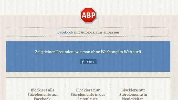 Facebook versus Adblocker: Nächste Runde im Katz- und Mausspiel