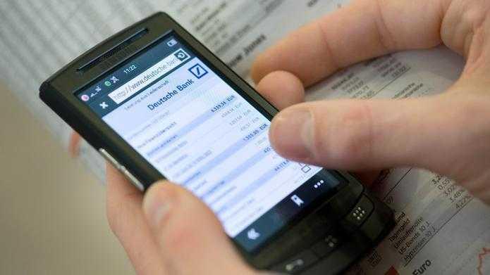 Erneute IT-Panne: Kurzer Schock für Kunden der Deutschen Bank