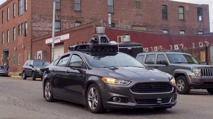 Autonome Autos: Uber bekommt Roboterwagen-Erlaubnis für Kalifornien