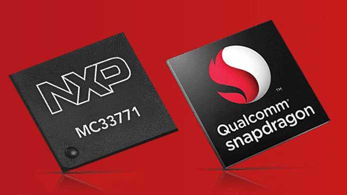 Qualcomm NXP Chips