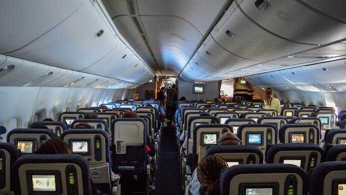 Telefonieren im Flugzeug immer noch wenig gewünscht