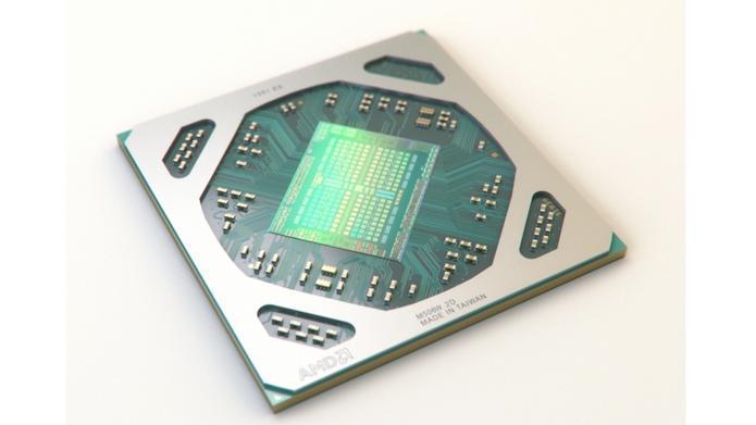 Grafikkarten der Serie Radeon RX 500 werden von Polaris-Grafikchips angetrieben.