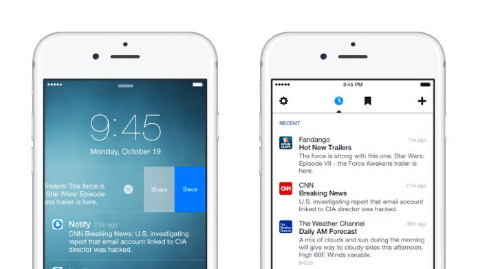 Facebook stellt News-App Notify ein