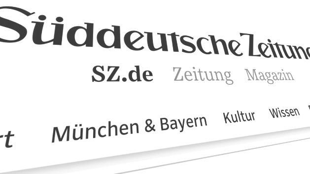 Süddeutsche zeitung online bekanntschaften