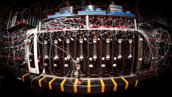 Die Molekül-Maschine