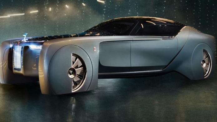 rolls royce das auto als selbstfahrendes wohnzimmer heise online. Black Bedroom Furniture Sets. Home Design Ideas