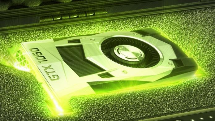 Nivida bringt Grafikkarten Geforce GTX 1050 und 1050 Ti