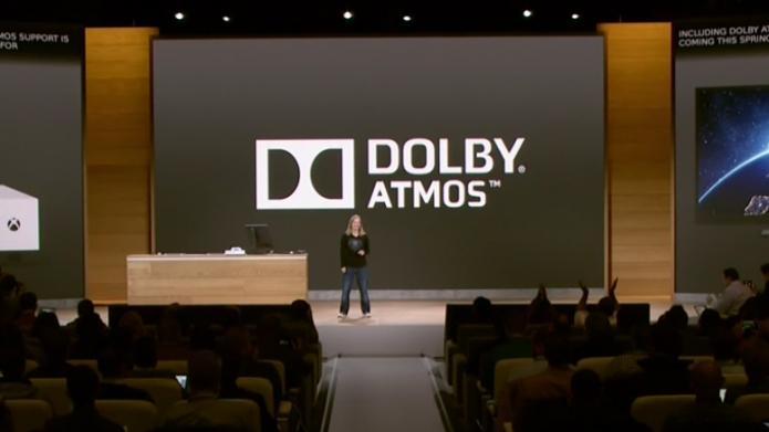 Xbox One bekommt Dolby Atmos-Unterstützung Für Spiele & Filme