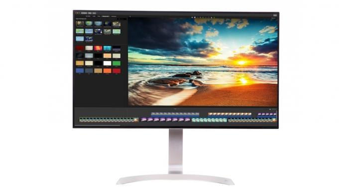 LG 32UD99: 4K-Monitor mit HDR-Unterstützung