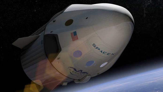 SpaceX will 2018 Touristen um den Mond fliegen