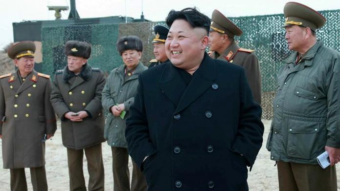 Staatsmedien - Nordkorea testet neuen Raketenantrieb [1:02]
