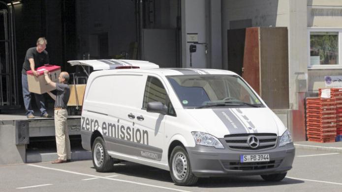 Paketdienst Hermes will Flotte mit Elektrofahrzeugen aufrüsten