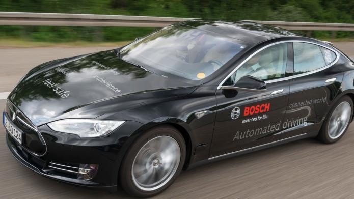 Auto: Bosch kooperiert mit chinesischen Firmen