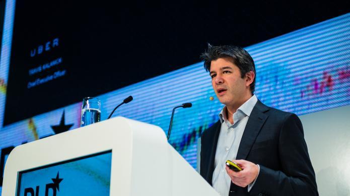 Uber-Chef Kalanick beugt sich dem Druck und nimmt Auszeit