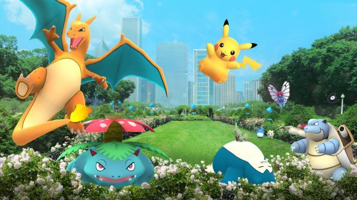 Pokémon GO Raids im neuen Arena