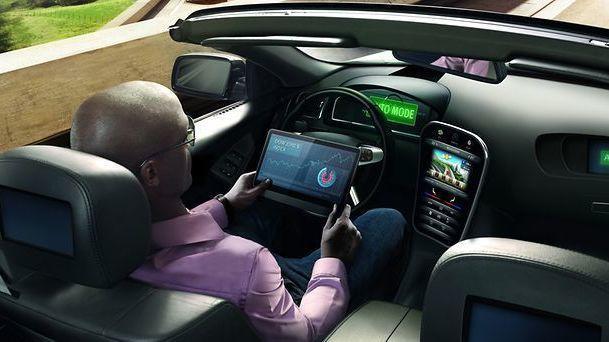 Conti wird Entwicklungspartner der BMW-Intel-Kooperation für Autonomes Fahren