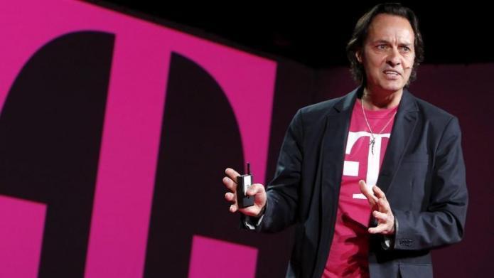 Telekom-Tochter T-Mobile US weiter mit gutem Lauf