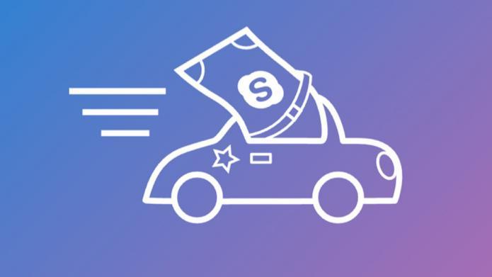 Skype bekommt PayPal-Integration: Geld senden via Messenger