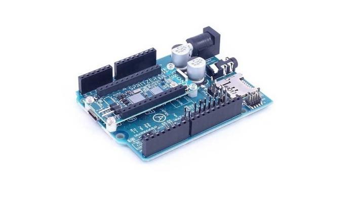 Jetzt auch von sony arduino kompatibles iot board